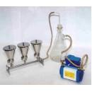 Контроль качества воды по микробиологическим показателям (ПВФ-35 и ПВФ-47)